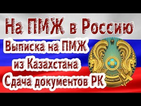 На ПМЖ в Россию. Оформление выписки на ПМЖ, листок убытия, сдача документов РК.