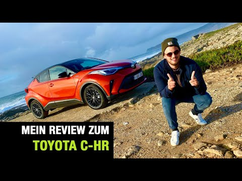 "2020 Toyota C-HR 2.0L Hybrid ""Dynamic Force"" Facelift (184 PS) 🔋 SUV-Fahrbericht 