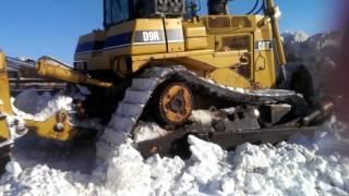 Гусеничный бульдозер CAT D9R, 50 тонн, 2006г.в.
