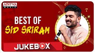 Best  Of Sid Sriram 🎤 Songs Jukebox 🎧 || Sid Sriram