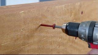 FastenMaster FlatLOK Structural Wood Screw