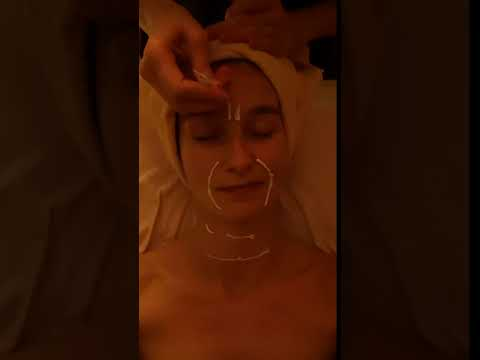 Thalgo facial treatment
