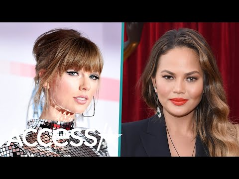 Chrissy Teigen Calls Out Man Who Suggested Taylor Swift Consider 'Having Kids Before It's Too Late'