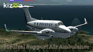 Get Instant and Safe Air Ambulance Services in Delhi