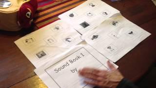 Jolly Phonics Activity Ideas - Sound Book