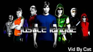 Smallville-Justice League---Avenger