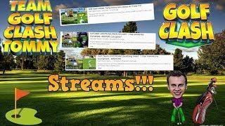Golf Clash LIVESTREAM, Porthello Cove - NEW Holes, Tour 5 and Tour 10! SUMMER MAJOR