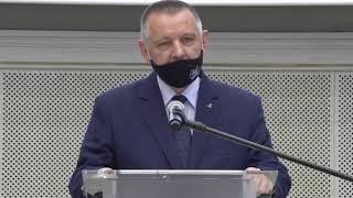 """Konferencja prezesa NIK Mariana Banasia na temat wyników kontroli """"wyborów kopertowych"""""""