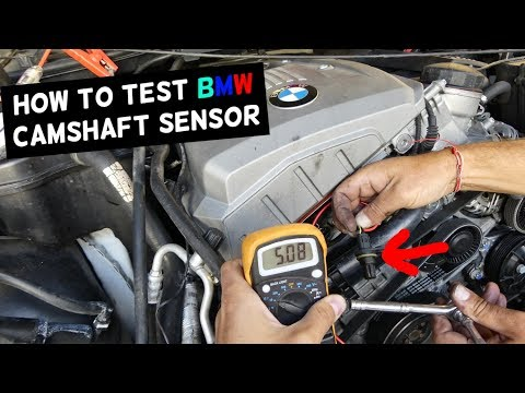 BMW CODE P0015 B CAMSHAFT POSITION TIMING OVER RETARDED - смотреть