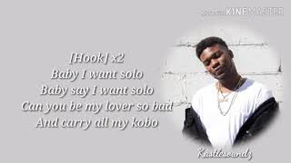 Nonso Amadi   No Crime (Lyrics)