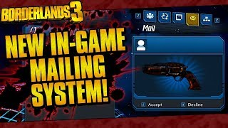 Borderlands 3 | Mail Loot To Your Friends! | New Social Options ft. Ki11erSix