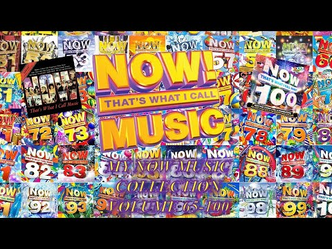My Now That's What I Call Music Collection Volume 65-100
