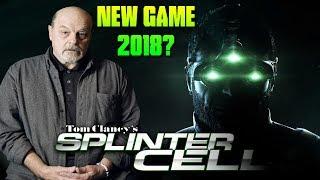 Splinter Cell in 2018!? ➤  Michael Ironside Returns as Sam Fisher