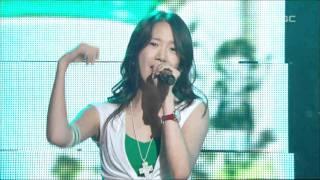 Girls' Generation - Into The New World, 소녀시대 - 다시 만난 세계, Music Core 20070915