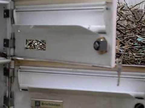 meister hebelschloss 19mm