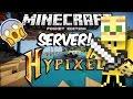 SERVER DE HYPIXEL PARA MINECRAFT PE 0.15.1   BUILD BATTLE, SKYWARS, SURVIVAL GAMES Y MAS