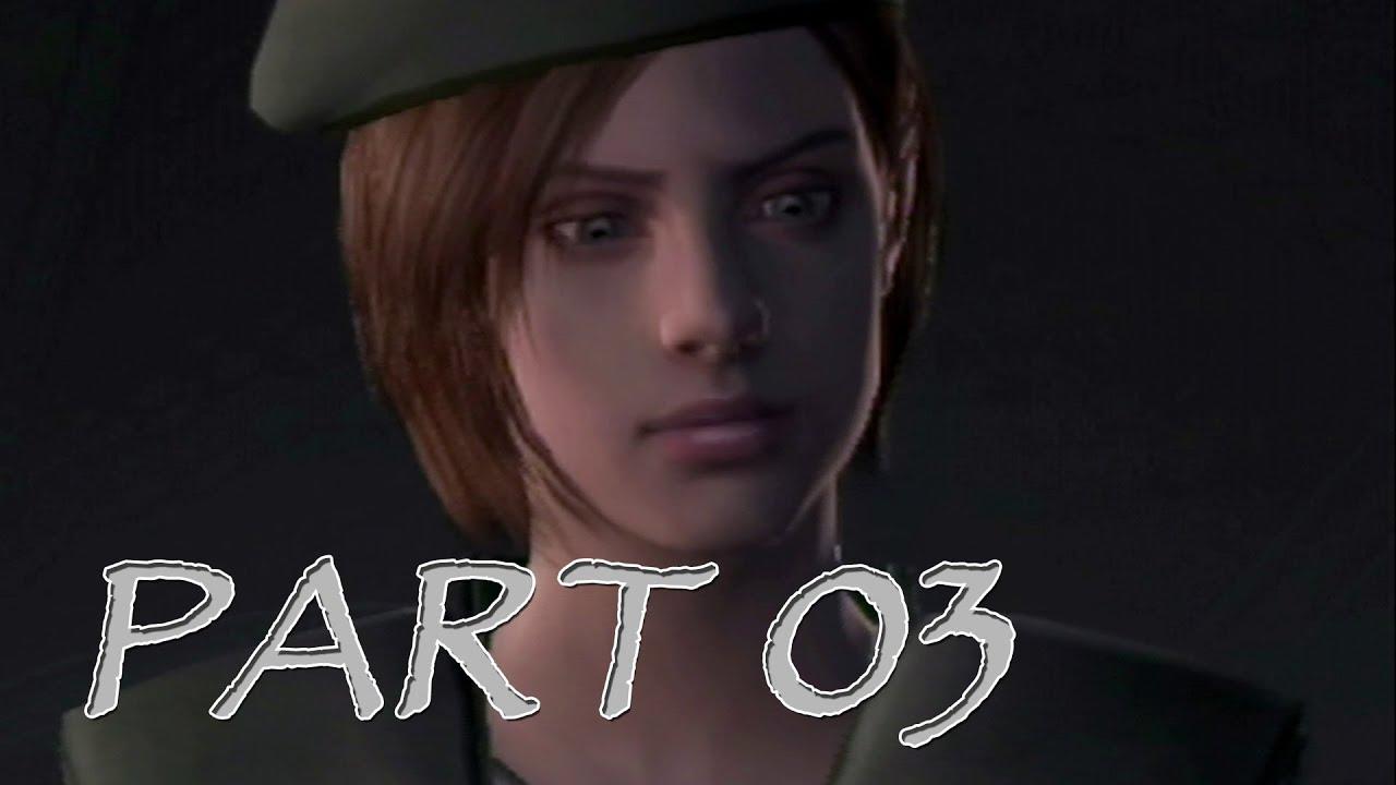 [Let's Play] Resident Evil Remake (2002) – 03 – Die Hundepfeife