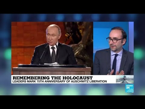 Remembering the Holocaust: What to make of the world leaders' addresses?