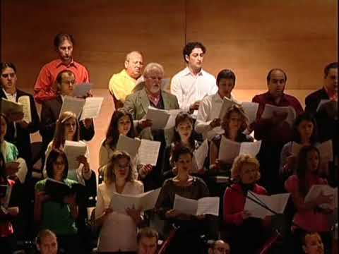 """O fortuna"" - Carmina Burana performed by Accoustic Choir and Jinga' Symphony Orchestra, I was part of the Accoustic Choir."
