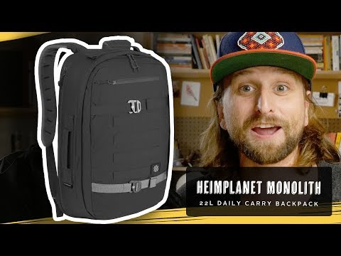 Heimplanet Monolith Daypack 22L