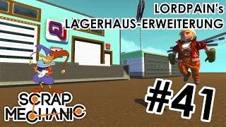 SCRAP MECHANIC #41: LordPain