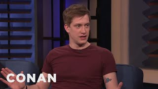 Daniel Sloss Has An Update On The Gay Penguins - CONAN on TBS