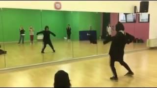 COREO VIDEODANCE SCHOOL - B