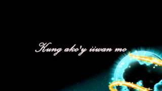 Basil Valdez - Kung Ako'y Iiwan Mo (With Lyrics)