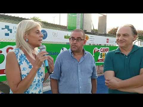 immagine di anteprima del video: INTERVISTA ESCLUSIVA DI PRESENTAZIONE A BELINDA FERRARO E...