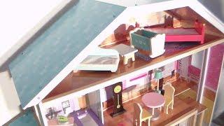 Kidkraft Majestic Mansion Dollhouse Assembly 免费在线视频最佳电影