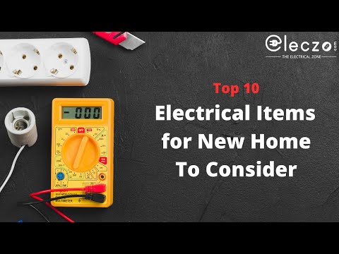 Electrical Items for Home
