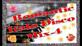 Romantic Italo Disco Mix-4 (Non-Stop)☊