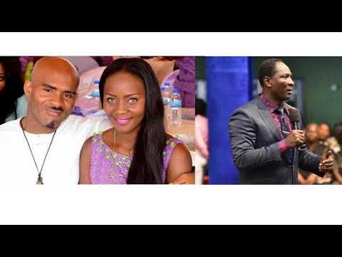 SEE WHAT PROPHET JEREMIAH OMOTO DID TO NOLLYWOOD ACTOR LEO MEZIE