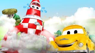 Odtahové auto pro děti - Raketa Odtahové auto Tom ve Městě Aut