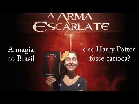 A ARMA ESCARLATE ? um bruxo brasileiro