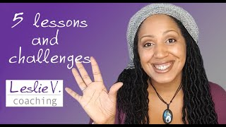 What I've learned my first year in business | Brisbane Life Coach Leslie V.