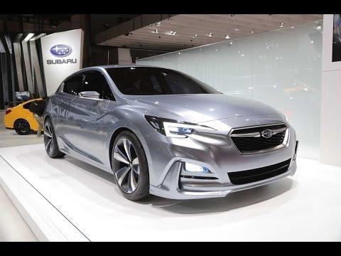 Subaru Impreza 5-Door Concept - 2015 Tokyo Motor Show