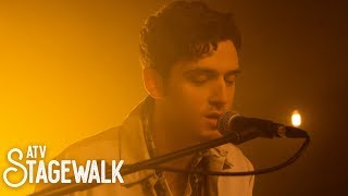 "Lauv - ""I Like Me Better"" (Live) | ATV StageWalk"
