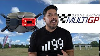 DJI Drone racing at the MultiGP Qualifier - Vanover switches to Digital for racing