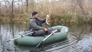 Рыбалка на реке айдар