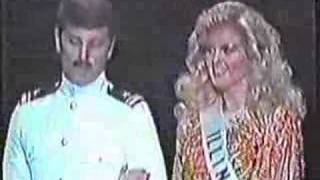 Miss USA 1984- Evening Gown Competition