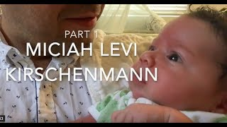 Birthing Miciah Levi