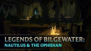 Legends of Bilgewater: Nautilus & The Ophidian | Audio Drama (Part 2 of 6)