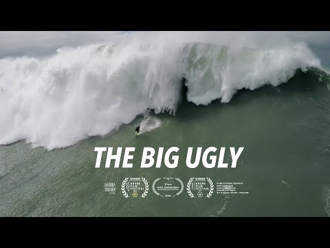 The Big Ugly – Dramatic Rescue of a Fallen Big Wave Surfer – #Drone – Nazaré, Portugal