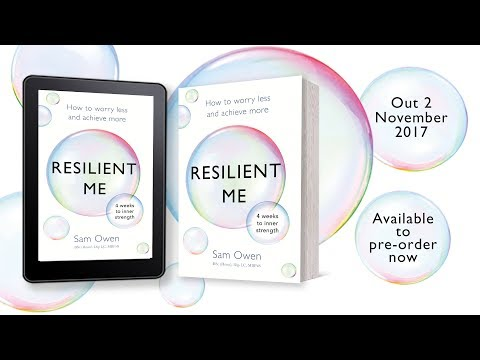 Resilient Me: How To Worry Less And Achieve More; 4 Weeks To Inner Strength<br />Book Trailer (Out Nov 2nd | Pre-Order: http://bit.ly/ResilientMe