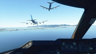 LIVE - NEW Microsoft Flight Simulator 2020 - Multiplayer Gameplay
