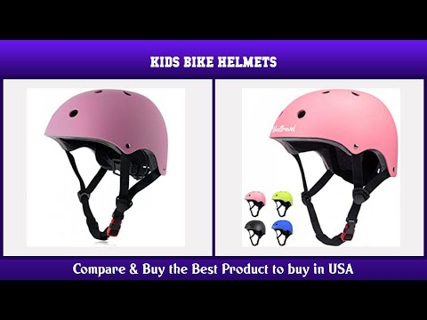 Top 10 Kids Bike Helmets to buy in USA 2021 | Price & Review