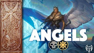ORZHOV ANGELS - Midrange Tribal | MTG Arena Standard Deck Guide [Kaldheim]