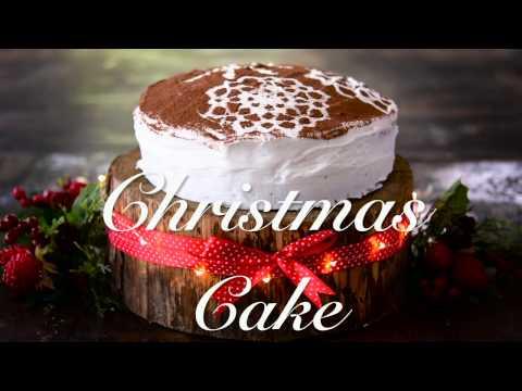 Video Christmas Cake