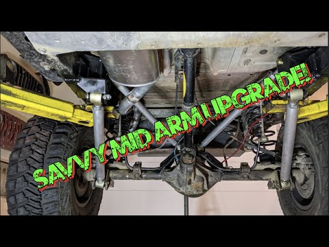 Savvy Mid Arm Upgrade Install Overview